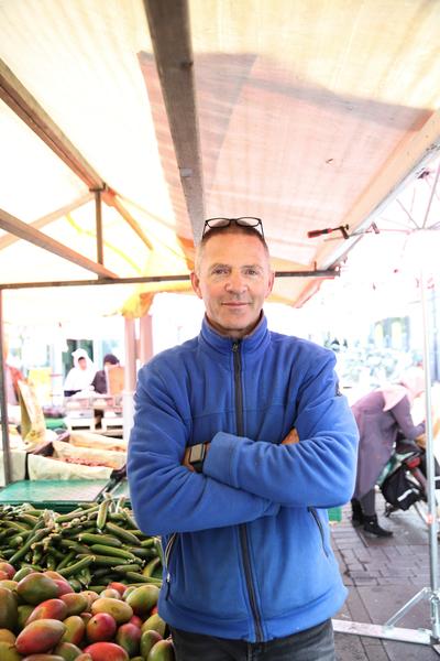 Frans (57) – groenteboer