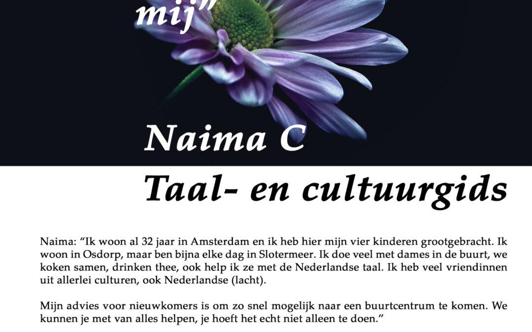 Flory #4 🦋 Naima C, Taal- en cultuurgids