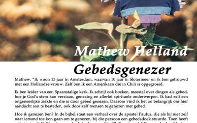 Flory #5 🌸 Methew Helland, Gebedsgenezer