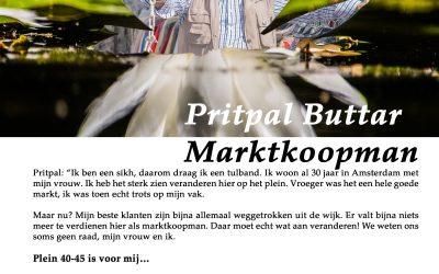 Flory #12 🌸 Pritpal Buttar, Marktkoopman